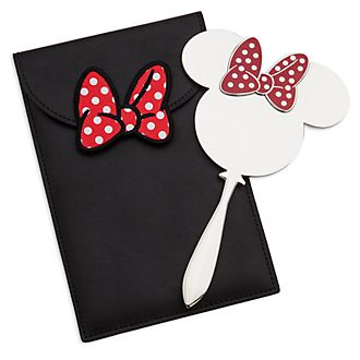 Disney Store Oh My Disney Minnie Mouse Glass Mirror