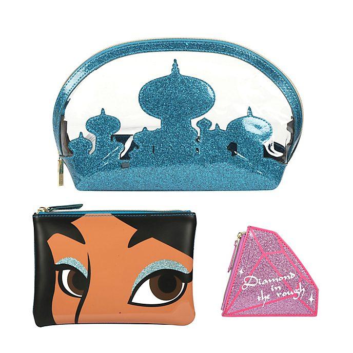 Danielle Nicole, lot de trousses à maquillage Aladdin