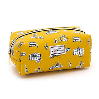 Disney Store Winnie the Pooh Cosmetics Case, Christopher Robin