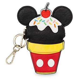 Monedero de helado de Mickey Mouse de Loungefly