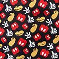 Loungefly Sac à bandoulière short de Mickey Mouse