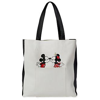 Bolso de mano Mickey y Minnie Mouse, Disney Store