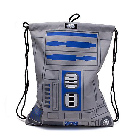 Zainetto con cordoncino R2-D2, Star Wars