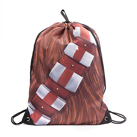 Chewbacca Drawstring Bag, Solo: A Star Wars Story