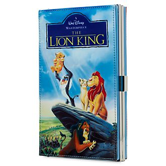 Disney Store Oh My Disney The Lion King VHS Clutch Bag