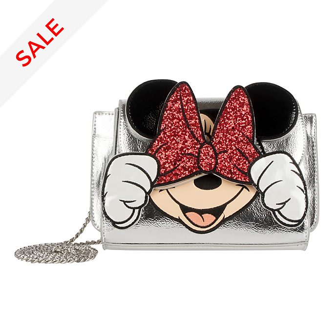 Danielle Nicole Minnie Mouse Clutch Bag