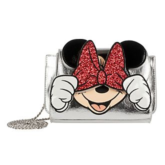 Danielle Nicole Minnie Mouse Clutch Bag