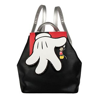 Danielle Nicole Mickey Mouse Hand Backpack