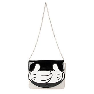 Danielle Nicole - Micky Maus - Clutch in Handform