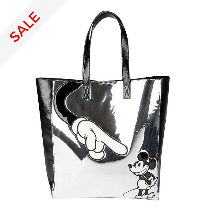 Danielle Nicole Mickey Mouse Hand Tote Bag