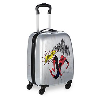 Disney Store Marvel Spider-Man Rolling Luggage