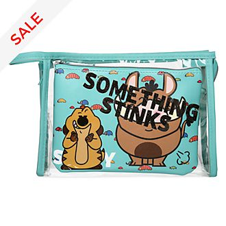 Disney Store The Lion King Pouches, Set of 2