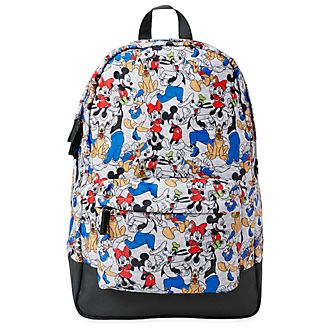 Disney Store Mickey and Friends Backpack
