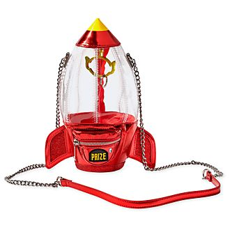 Disney Store Toy Story Rocket Crossbody Bag
