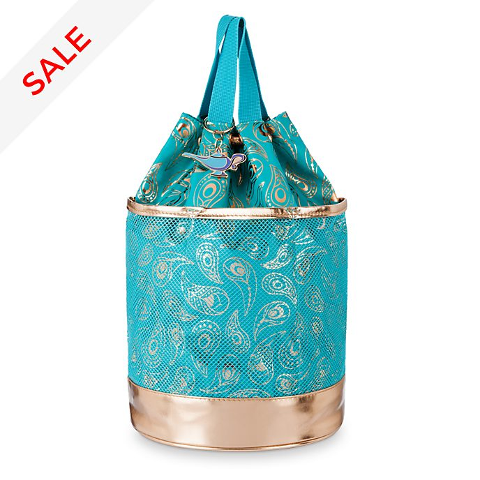 Disney Store Princess Jasmine Swim Bag