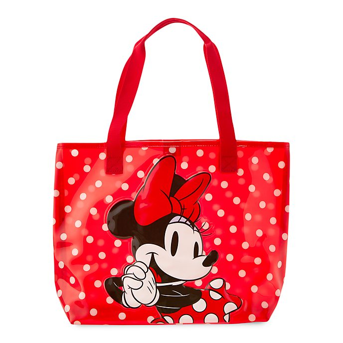 Disney Store Sac de plage Minnie Rocks the Dots