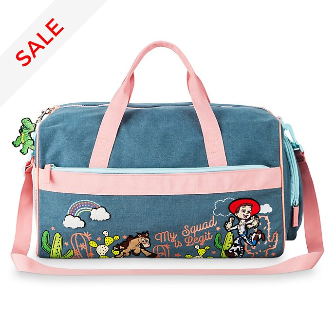 Disney Store Toy Story Duffle Bag