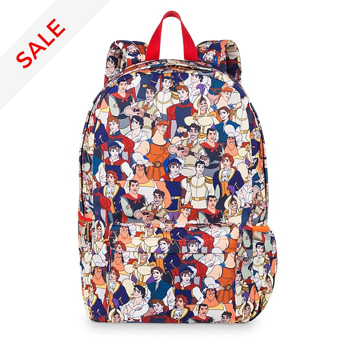 Disney Store Oh My Disney Prince Backpack
