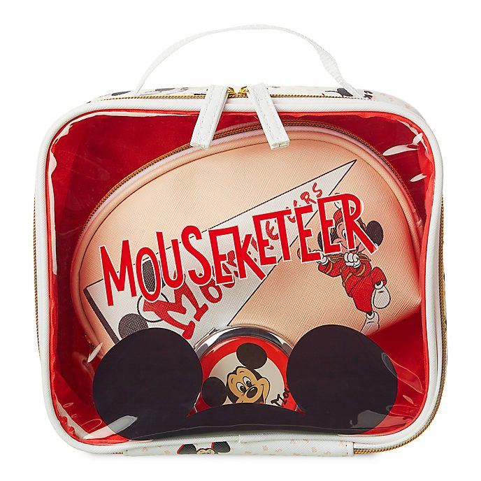 Disney Store Mickey Mouse Travel Bag Set