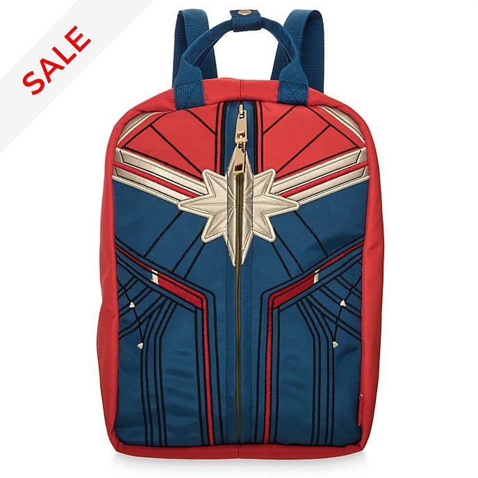 Disney Store Captain Marvel Reversible Backpack