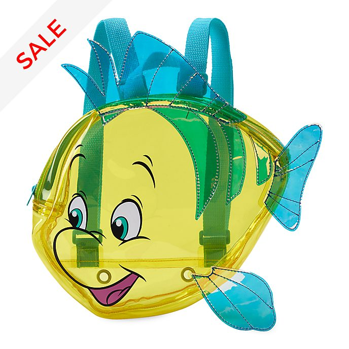 Disney Store Flounder Swim Bag
