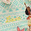 Disney Store - Vaiana - Schwimmtasche