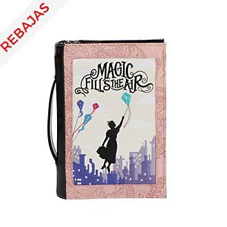 Bolso clutch con forma de libro El regreso de Mary Poppins, Danielle Nicole
