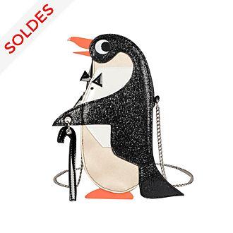 DanielleNicole Sac à bandoulière Le Retour de MaryPoppins orné d'un pingouin