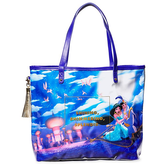 Disney Store Oh My Disney Aladdin Swim Bag