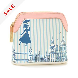 Disney Store Mary Poppins Returns Cosmetics Case