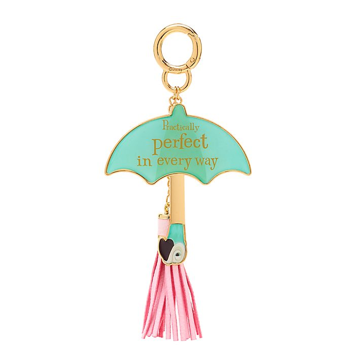 Disney Store Mary Poppins Returns Umbrella Bag Charm
