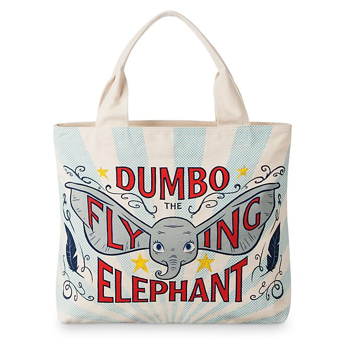 Disney Store Tote Bag Dumbo