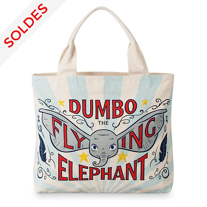 Disney Store Tote Bag Dumbo