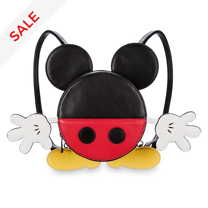 Disney Store Mickey Mouse Crossbody Backpack