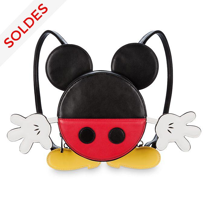 Disney Store Sac à dos Mickey avec bandoulière