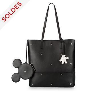 Disney Store Sac fourre-tout Mickey en cuir