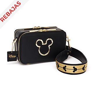 Bolso bandolera negro Mickey Mouse, Disney Store