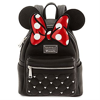 Loungefly Minnie Mouse Mini Backpack
