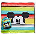 Mochila y manta pícnic Mickey Mouse, Disney Store