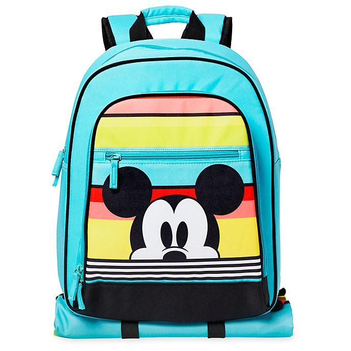 Disney Store Sac à dos et couverture de pique-nique Mickey