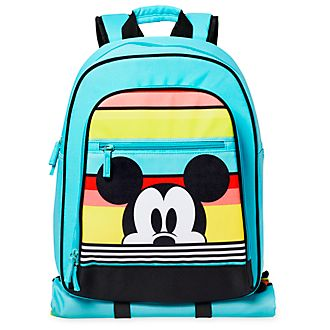 18ed837fd92 Disney Store Mickey Mouse Backpack and Picnic Blanket