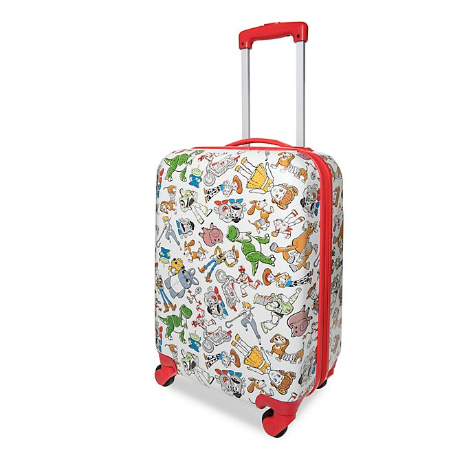 Disney Store Toy Story 4 Rolling Luggage