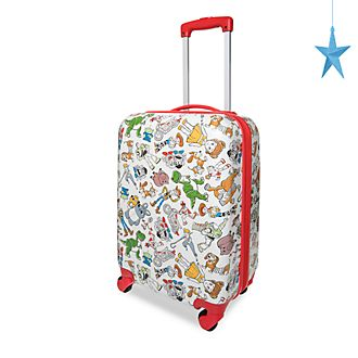 Disney Store Valise à roulettes Toy Story 4