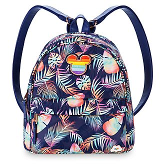 Disney Store Mickey Mouse Rainbow Disney Backpack