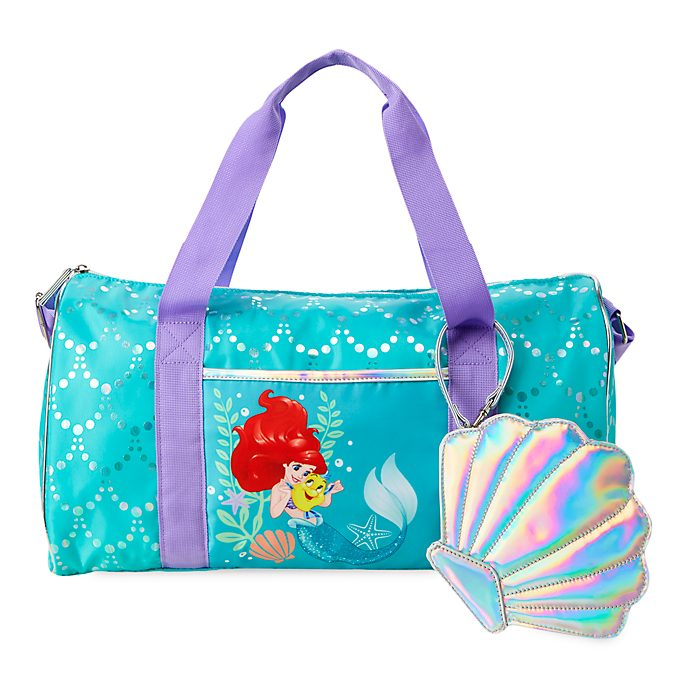Disney Store The Little Mermaid Duffle Bag