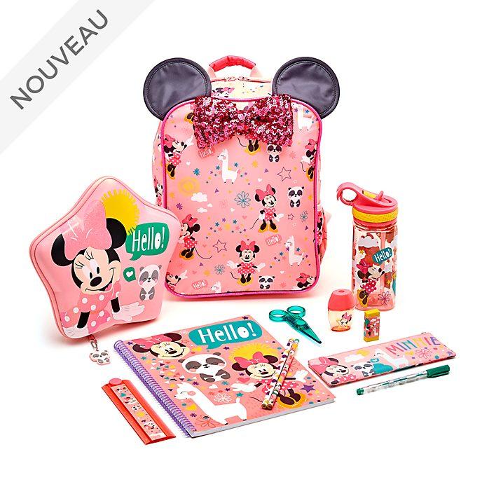DisneyStore Collection Rentrée des Classes Minnie