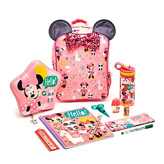 Disney Store Minnie Mouse Back to School Collection