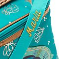 Disney Store Princess Jasmine Lunch Bag