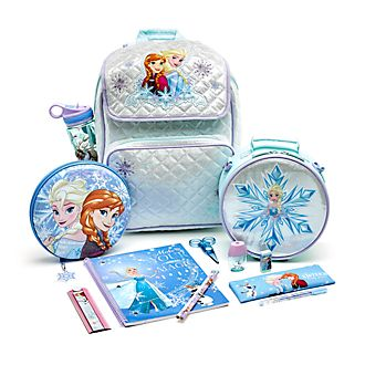 Disney Store Frozen Back to School Collection
