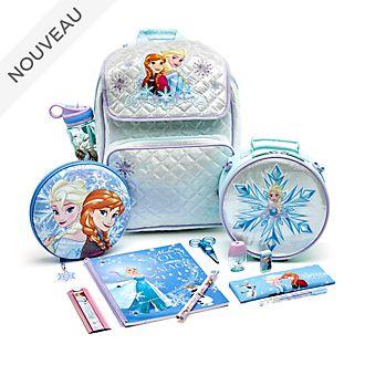 DisneyStore Collection Rentrée des Classes La Reine des Neiges
